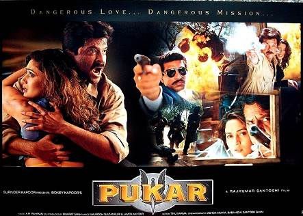 Pukar (2000) Tamil Dubbed Movie HDRip 720p Watch Online