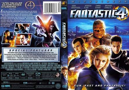 Fantastic Four (2005) Tamil Dubbed Movie HD 720p Watch Online