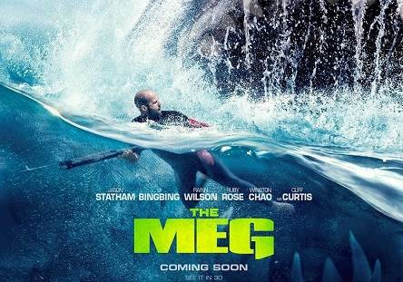 The Meg (2018) Tamil Dubbed Movie HDRip 720p Watch Online