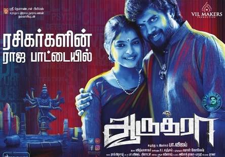 Aaruthra (2018) DVDScr Tamil Full Movie Watch Online
