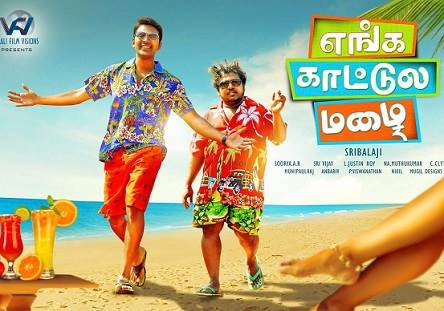 Enga Kaattula Mazhai (2018) HD 720p Tamil Movie Watch Online