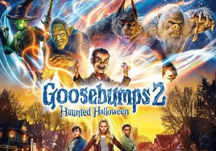 Goosebumps 2 (2018) Tamil Dubbed Movie HQ DVDScr 720p Watch Online