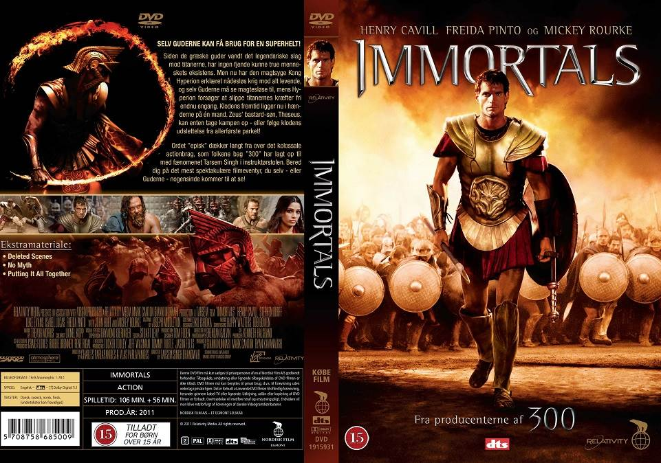 Immortals (2011) Tamil Dubbed Movie HD 720p Watch Online