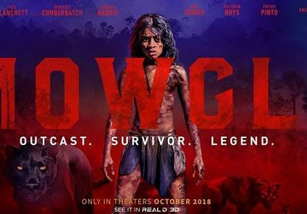 Mowgli (2018) Tamil Dubbed Movie HD 720p Watch Online