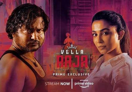 Vella Raja - Season 1 (2018) Tamil Series HDRip 720p Watch Online