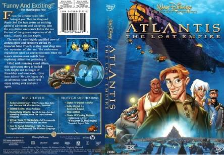 Atlantis The Lost Empire (2001) Tamil Dubbed Movie HD 720p Watch Online