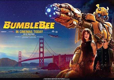 Bumblebee (2018) Tamil Dubbed Movie DVDScr 720p Watch Online
