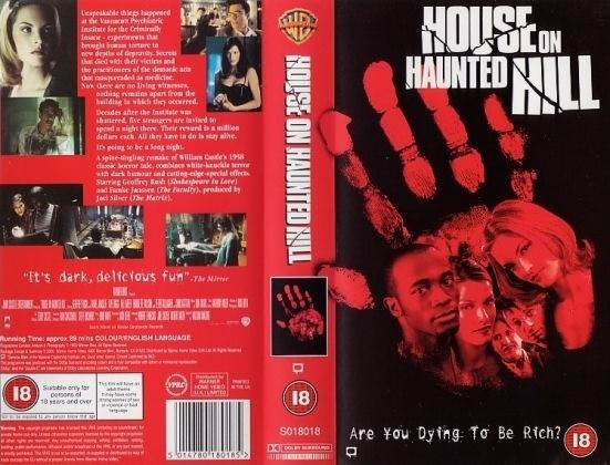 House on Haunted Hill (1999) Tamil Dubbed Movie HD 720p Watch Online