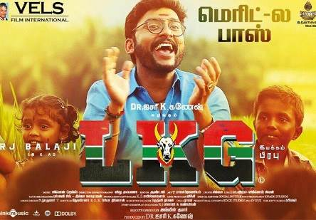 LKG (2019) DVDScr Tamil Full Movie Watch Online