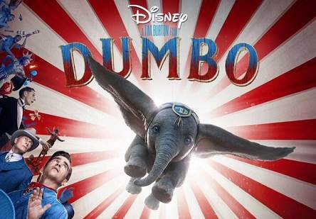 Dumbo (2019) Tamil Dubbed Movie DVDScr 720p Watch Online