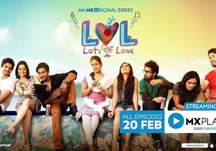 LOL (Lots Of Love) Season 1 (2019) Tamil Dubbed Web Series HD 720p Watch Online