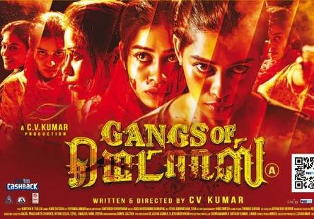Gangs of Madras (2019) HD 720p Tamil Movie Watch Online