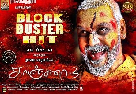Kanchana 3 (2019) HD 720p Tamil Movie Watch Online