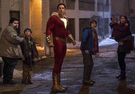 Shazam! (2019) Tamil Dubbed Movie HD 720p Watch Online (Line Audio)