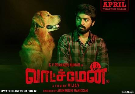 Watchman (2019) HDRip 720p Tamil Movie Watch Online