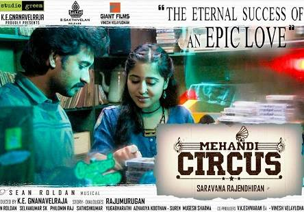 Mehandi Circus (2019) HDRip 720p Tamil Movie Watch Online