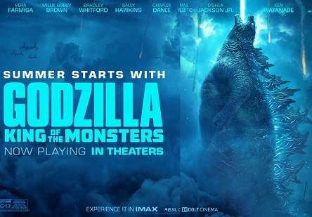 Godzilla: King of the Monsters (2019) Tamil Dubbed Movie HD 720p Watch Online