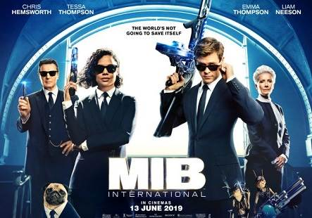 Men in Black: International (2019) Tamil Dubbed Movie HDRip 720p Watch Online (Line Audio)