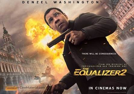 The Equalizer 2 (2018) Tamil Dubbed Movie HD 720p Watch Online