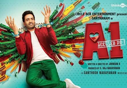 A1 Accused No. 1 (2019) DVDScr Tamil Full Movie Watch Online