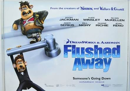 Flushed Away (2006) Tamil Dubbed Movie HD 720p Watch Online