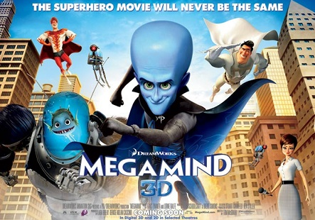 Megamind (2010) Tamil Dubbed Movie HD 720p Watch Online