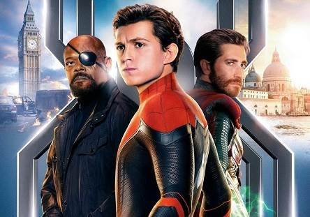 Spider-Man Far From Home (2019) Tamil Dubbed Movie DVDScr 720p Watch Online