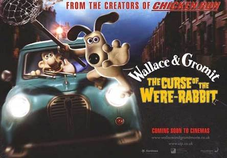 Wallace & Gromit The Curse of the Were Rabbit (2005) Tamil Dubbed Movie HD 720p Watch Online