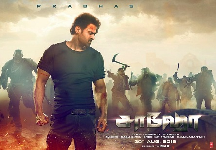 Saaho (2019) HD 720p Tamil Movie Watch Online