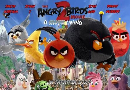 The Angry Birds Movie 2 (2019) Tamil Dubbed Movie HQ DVDScr 720p Watch Online