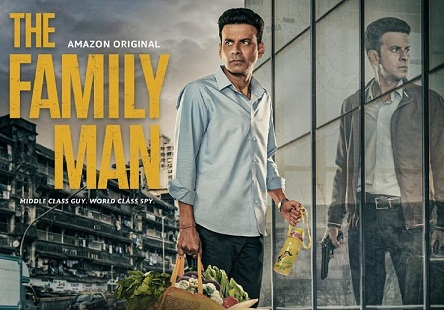 Family Man: Season 01 (2019) Tamil Dubbed Series HDRip 720p Watch Online