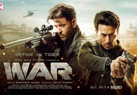 War (2019) HD 720p Tamil Dubbed Movie Watch Online
