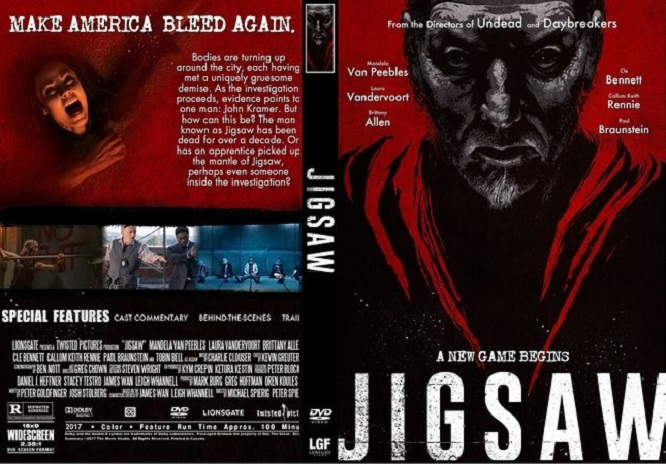 Jigsaw (2017) Tamil Dubbed Movie HD 720p Watch Online
