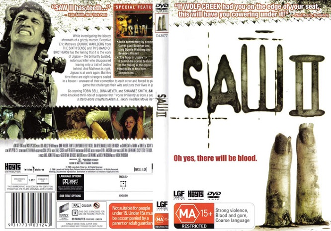 SAW II (2005) Tamil Dubbed Movie HD 720p Watch Online