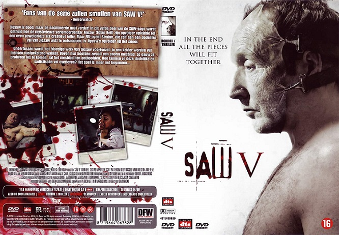 SAW V (2008) Tamil Dubbed Movie HD 720p Watch Online