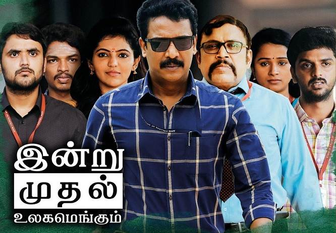 Adutha Saattai (2019) Tamil Movie HD 720p Watch Online