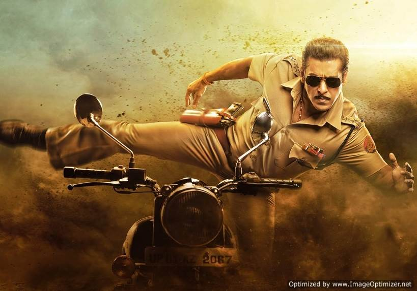 Dabangg 3 (2019) HD 720p Tamil Movie Watch Online