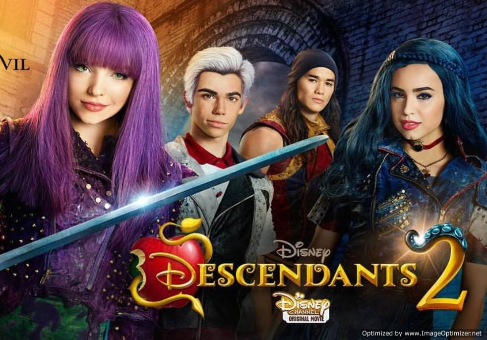 Descendants 2 (2017) Tamil Dubbed Movie HD 720p Watch Online