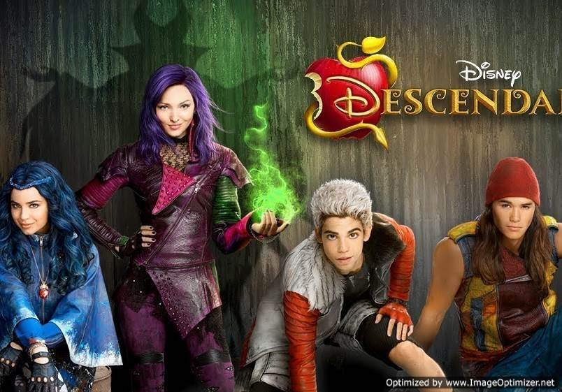 Descendants (2015) Tamil Dubbed Movie HD 720p Watch Online