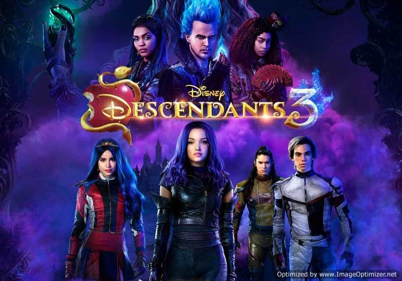 Descendants 3 (2019) Tamil Dubbed Movie HD 720p Watch Online