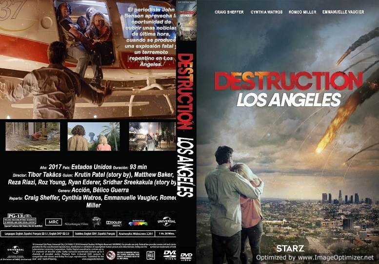 Destruction Los Angeles (2017) Tamil Dubbed Movie HDRip 720p Watch Online