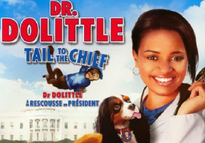 Dr. Dolittle Tail to the Chief (2008) Tamil Dubbed Movie HDRip 720p Watch Online