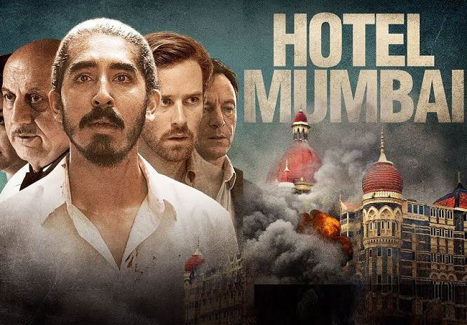 Hotel Mumbai (2018) HD 720p Tamil Dubbed Movie Watch Online
