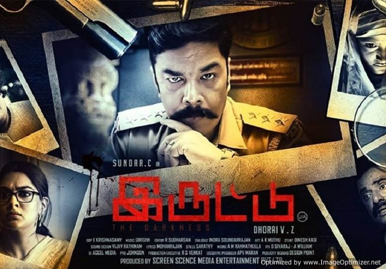 Iruttu (2019) HD 720p Tamil Movie Watch Online