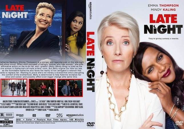 Late Night (2019) Tamil Dubbed Movie HD 720p Watch Online