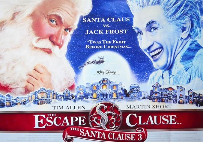 The Santa Clause 3 (2006) Tamil Dubbed Movie HD 720p Watch Online