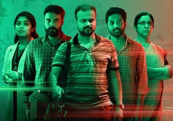 Virus (2019) HD 720p Tamil Movie Watch Online