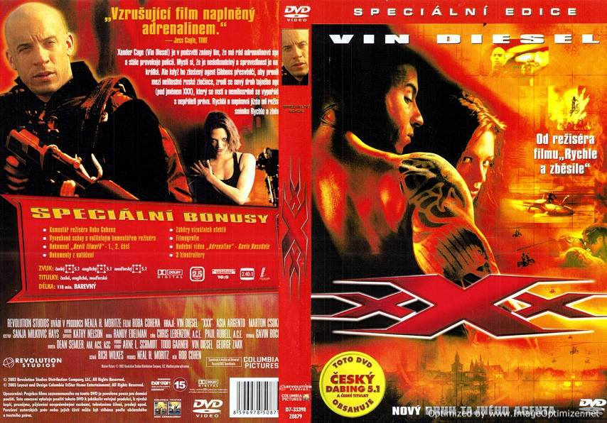 xXx 1 (2002) Tamil Dubbed Movie HD 720p Watch Online