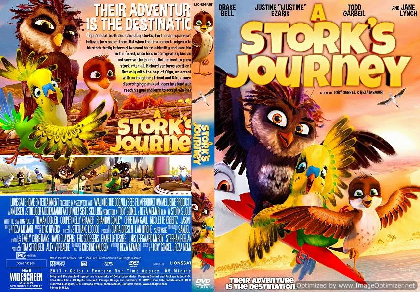 A Stork's Journey (2017) Tamil Dubbed Movie HD 720p Watch Online