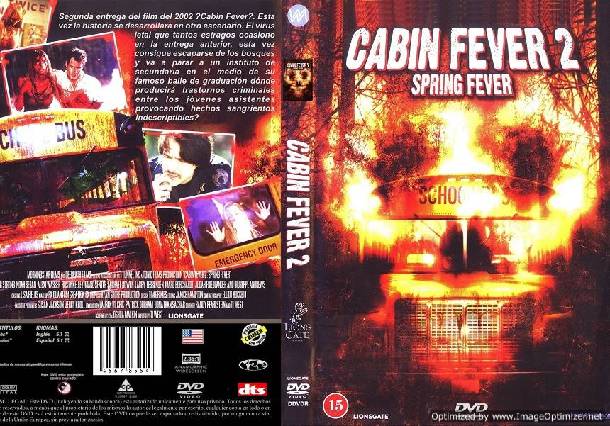 Cabin Fever 2: Spring Fever (2009) Tamil Dubbed Movie HD 720p Watch Online